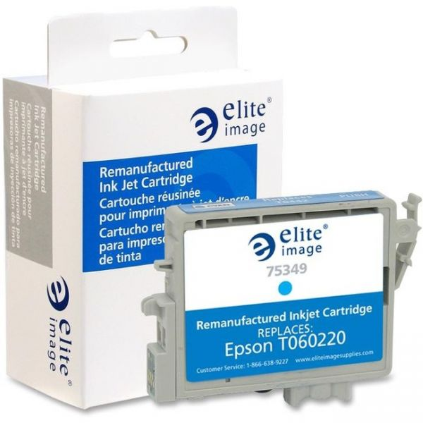 Elite Image Remanufactured Epson T060220 Ink Cartridge