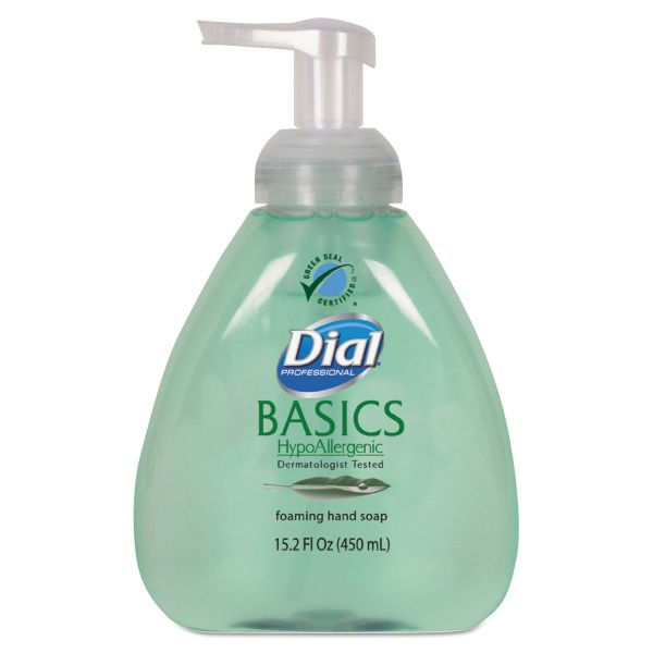 Dial Basics Foaming Hand Soap