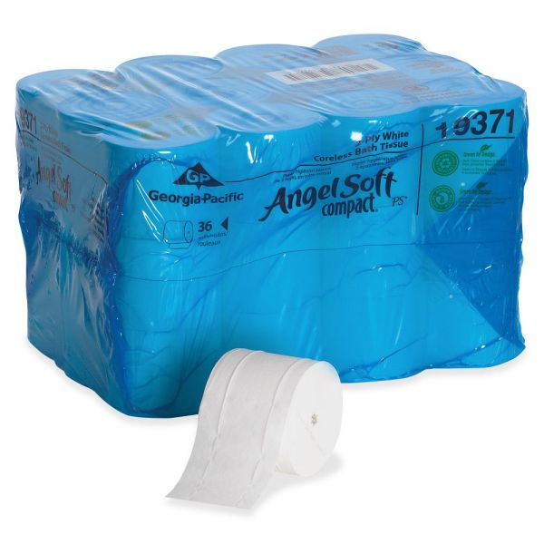 Angel Soft PS 2 Ply Toilet Paper