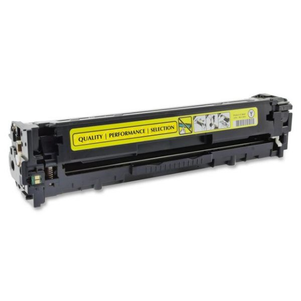 West Point Products Remanufactured HP CE322A Yellow Toner Cartridge