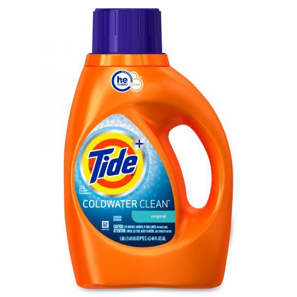 Tide Coldwater Clean Liquid Laundry Detergent