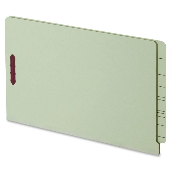 Globe-Weis End Tab Folders