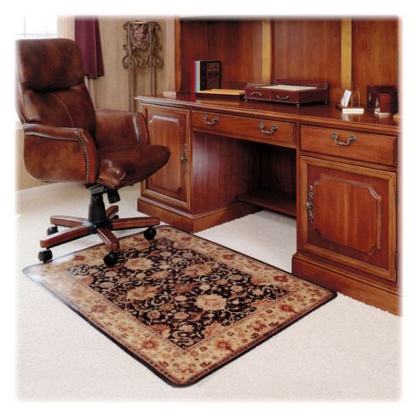 Deflect-o Harbour Pointe Meridian Medium Pile Chair Mat