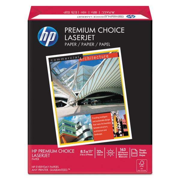 HP Premium Choice LaserJet Printer Paper