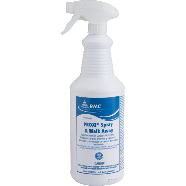 RMC Proxi Spray & Walk Away Stain Remover & Deodorizer