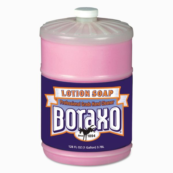 Dial Boraxo Liquid Lotion Hand Soap