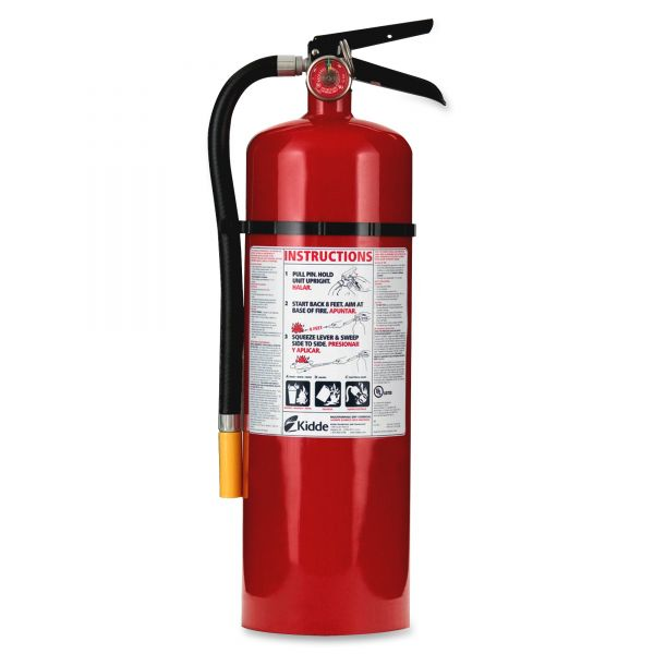 Kidde PRO 10 ABC Fire Extinguisher