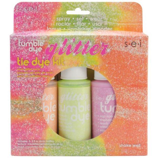 Tumble Dye Craft & Fabric Tie-Dye Kit 2oz 3/Pkg