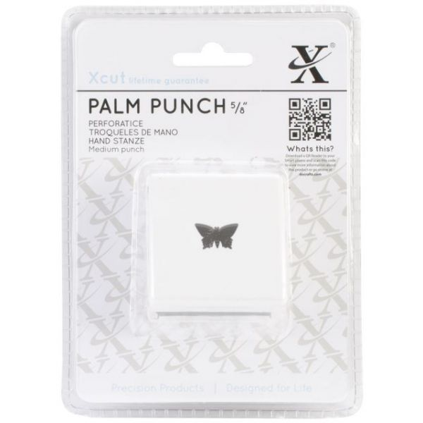 Xcut Medium Palm Punch