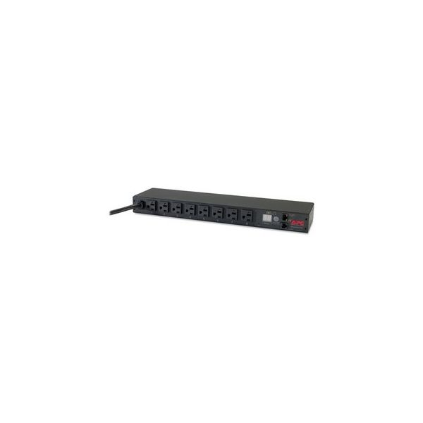 APC Metered Rack 8-Outlets 1.92kW PDU