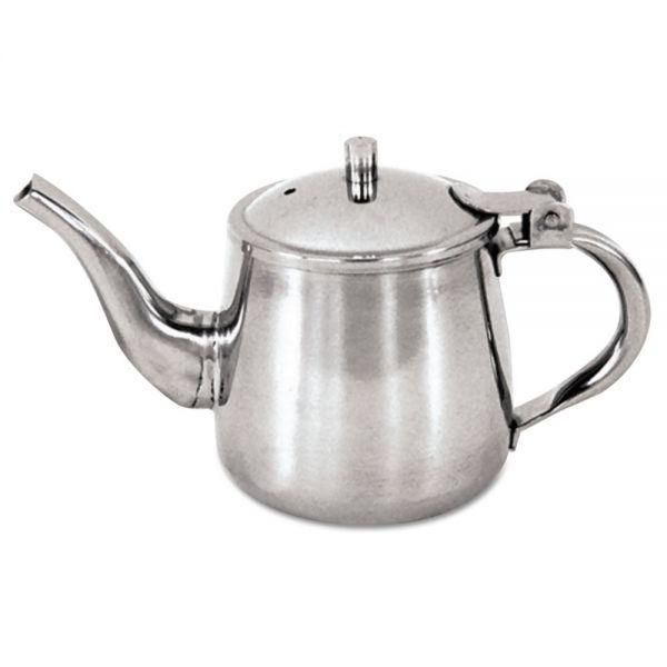 Adcraft Stainless Steel Gooseneck Teapot