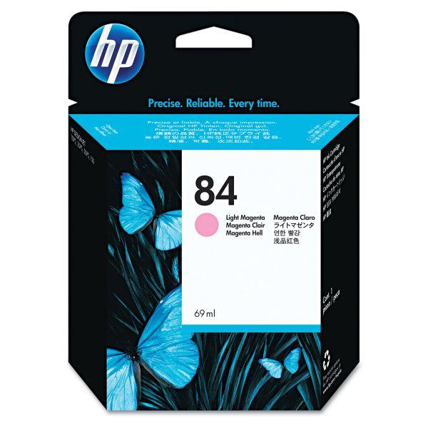 HP 84 Light Magenta Ink Cartridge (C5018A)