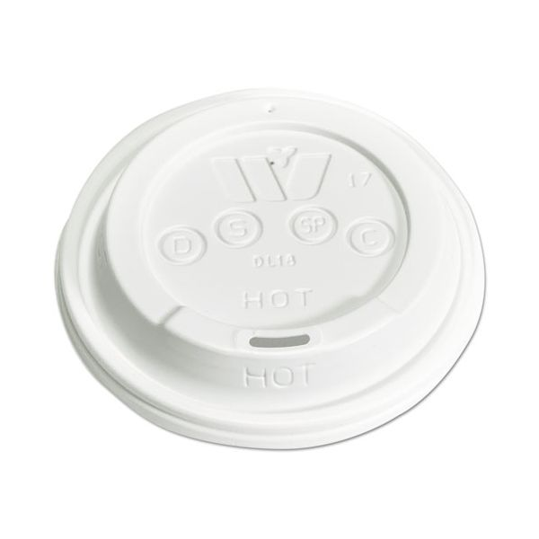 WinCup Vio Biodegradable Dome Cup Lids