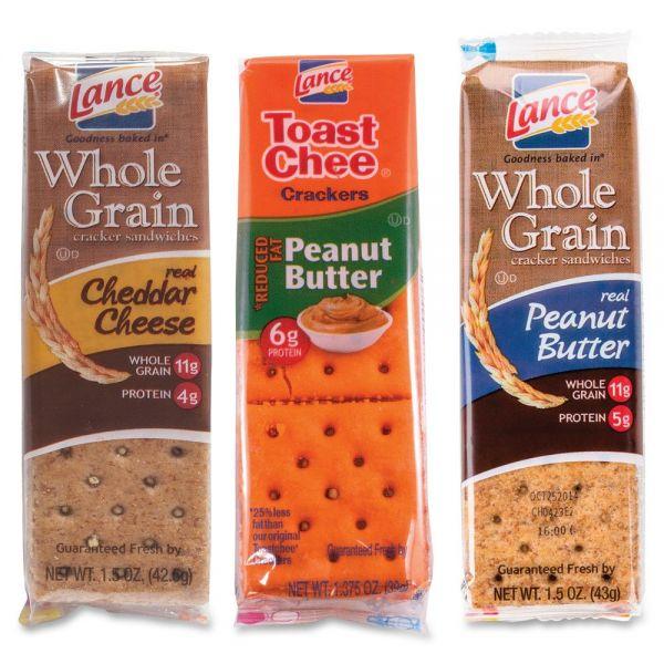 Lance Cracker Sandwiches Variety Pack