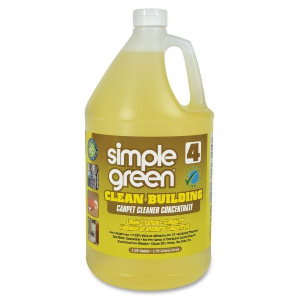 Simple Green Clean Bldg Carpet Cleaner Concentrate
