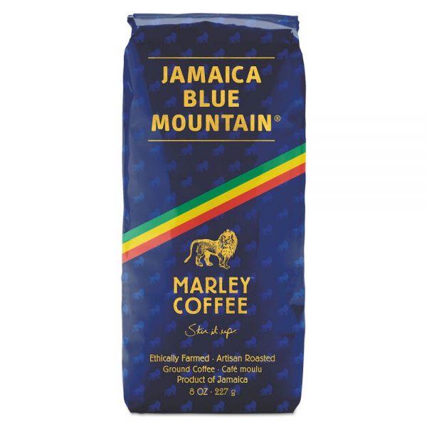 Marley Jamaica Blue Mountain Ground Coffee (1/2 lb)