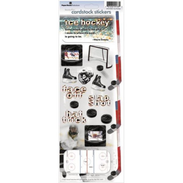 """Paper House Cardstock Stickers 4.625""""X13"""""""
