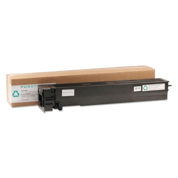 Densi SCMN1033KREM (TN 613) Remanufactured Toner, Black