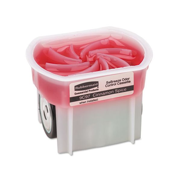 Rubbermaid Sebreeze Battery-Operated Fragrance Cassettes