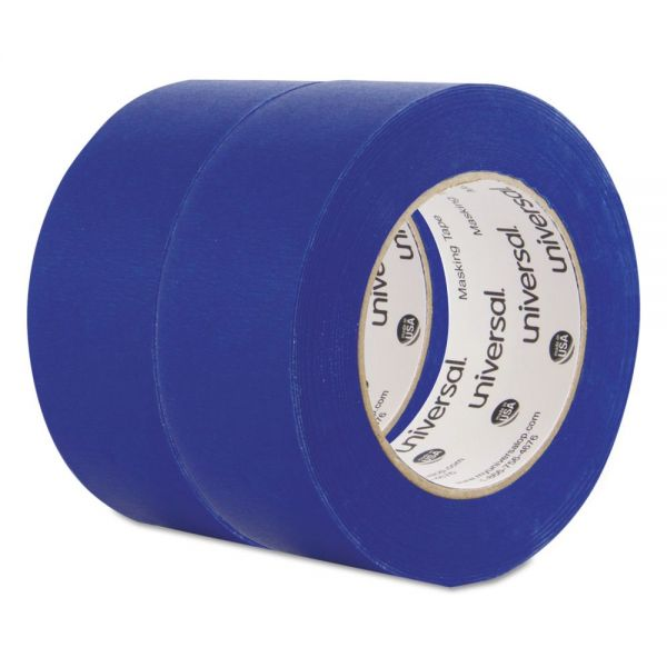 Universal Premium Blue Masking Tape w/Bloc-it Technology