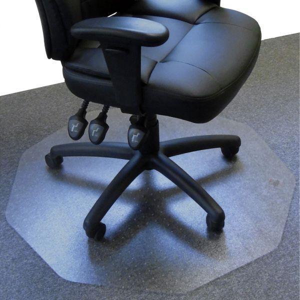 Cleartex Ultimat 9Mat Chair Mat for Hard Floors
