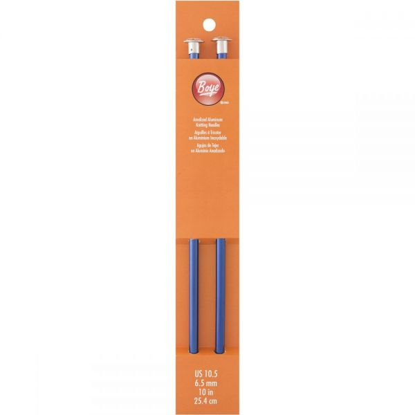 Boye Single Point Knitting Needles