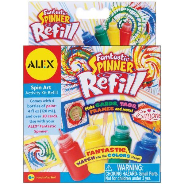 ALEX Toys Artist Studio Fantastic Spinner Refill