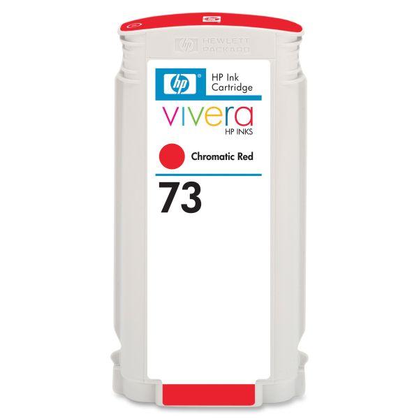 HP 73 Chromatic Red Ink Cartridge (CD951A)