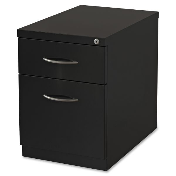 Lorell Premium 2-Drawer Mobile File Cabinet