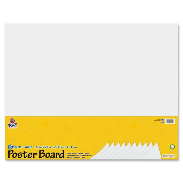 Pacon Poster Board Package