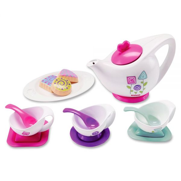 Fisher-Price - Color Changin' Treats Tea Set
