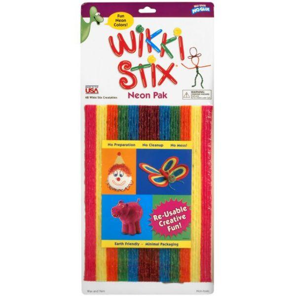Wikki Stix Neon Pack