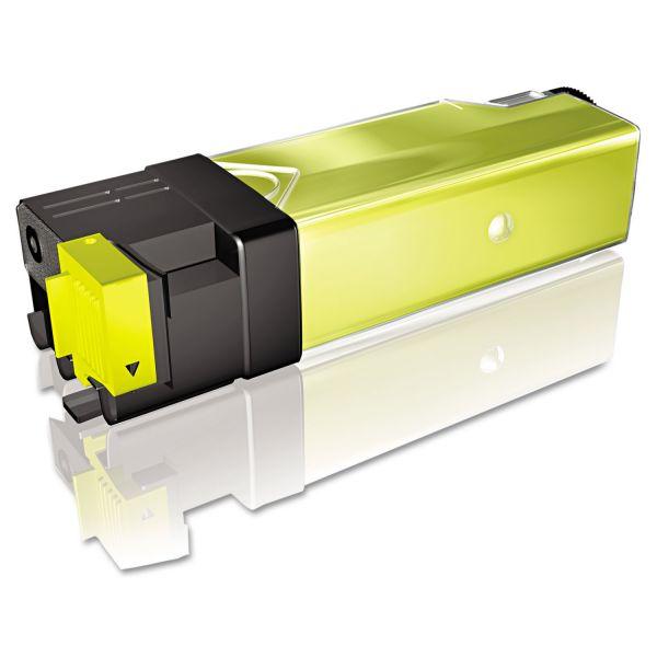 Media Sciences Remanufactured Dell 310-9062 Yellow Toner Cartridge