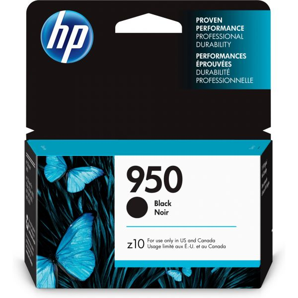 HP 950 Black Ink Cartridge (CN049AN)