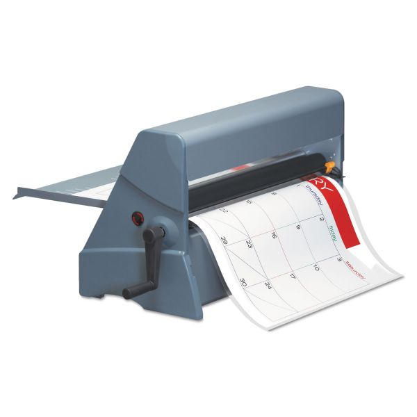 "Scotch Heat-Free Laminator, 25"" Wide"