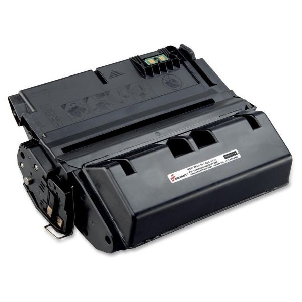 Skilcraft Remanufactured HP Q1338A Black Double Yield Toner Cartridge