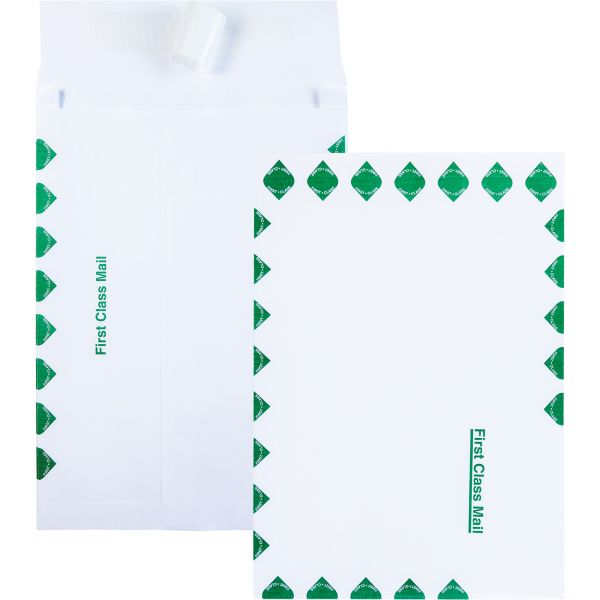 "Quality Park First Class 10"" x 13"" Expansion Catalog Envelopes"