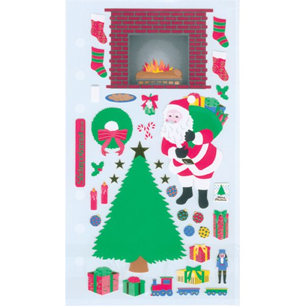Sticko Christmas Stickers