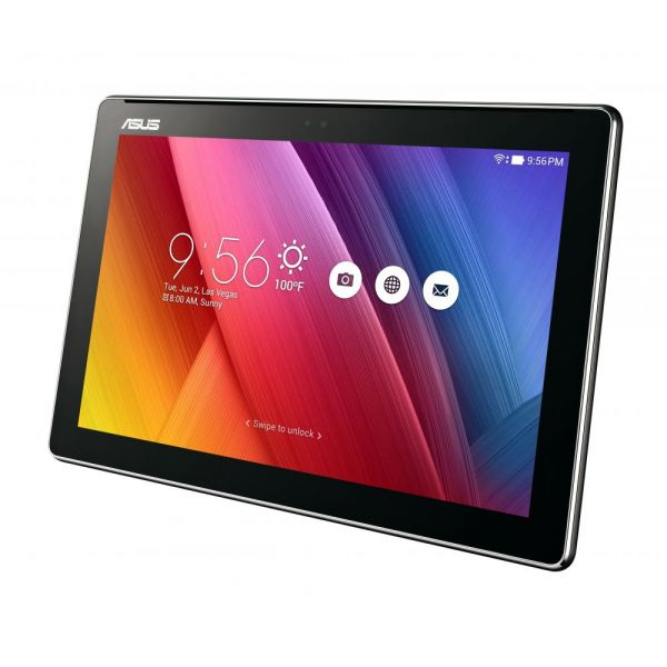 "Asus ZenPad 10 Z300M-A2-GR 16 GB Tablet - 10.1"" - In-plane Switching (IPS) Technology, Tru2Life, TruVivid Technology - Wireless LAN - MediaTek Cortex A53 MT8163 Quad-core (4 Core) 1.30 GHz - Dark Gray"