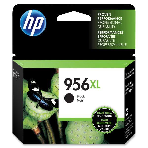 HP 956XL Black Ink Cartridge (L0R39AN)