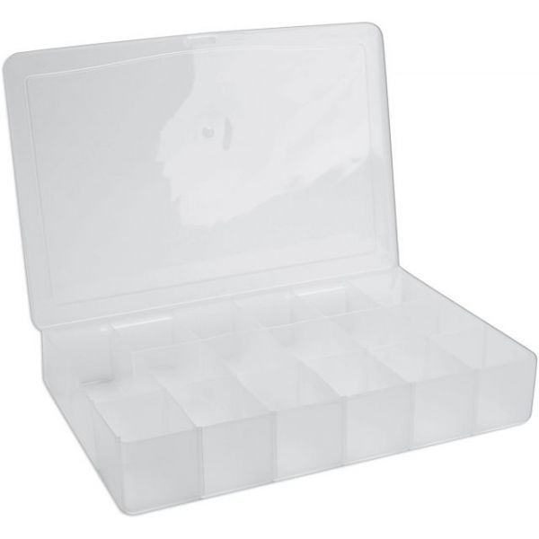 Deep Floss Caddy 17 Compartments