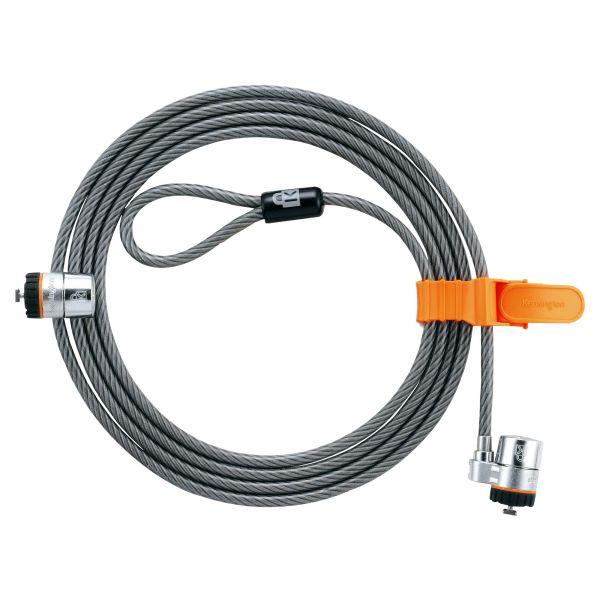 Kensington MicroSaver K64025 Keyed Twin Notebook Cable Lock
