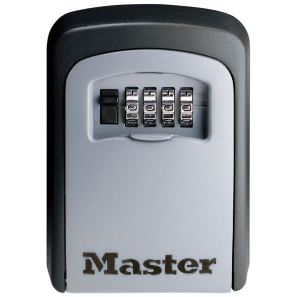 Master Lock Set-Your-Own Combination Lock Box