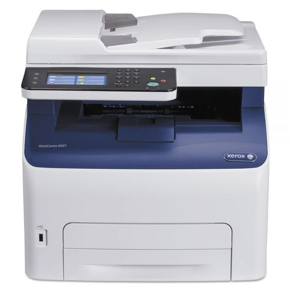 Xerox WorkCentre 6027/NI Color Laser Printer