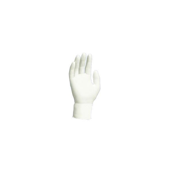 Kimtech* G5 Nitrile Gloves, Powder-Free, 305 mm Length, Small, White, 100/Pack