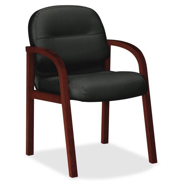 HON 2194 Pillow-Soft Wood Series Guest Chair