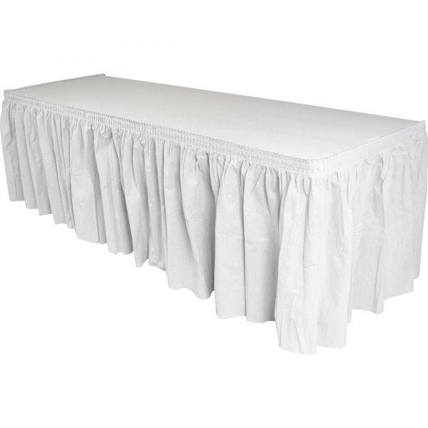 Genuine Joe Nonwoven Table Skirts