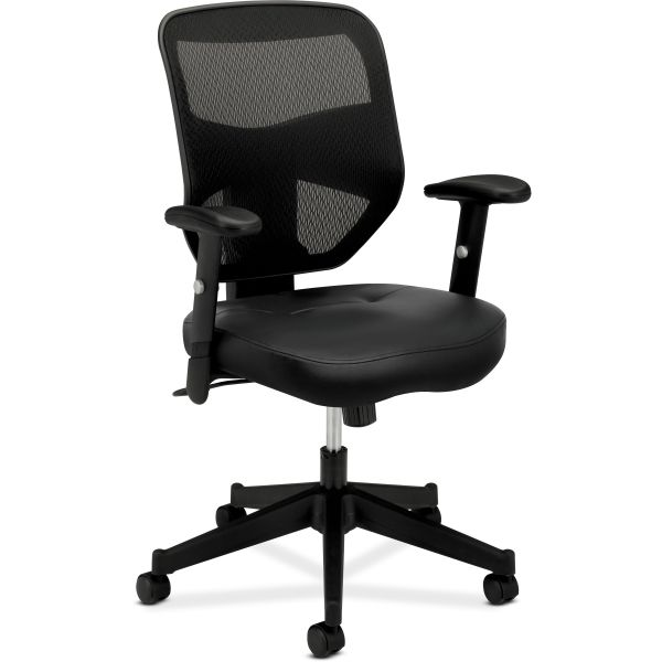 basyx by Hon HVL531 Series High-Back Work Chair