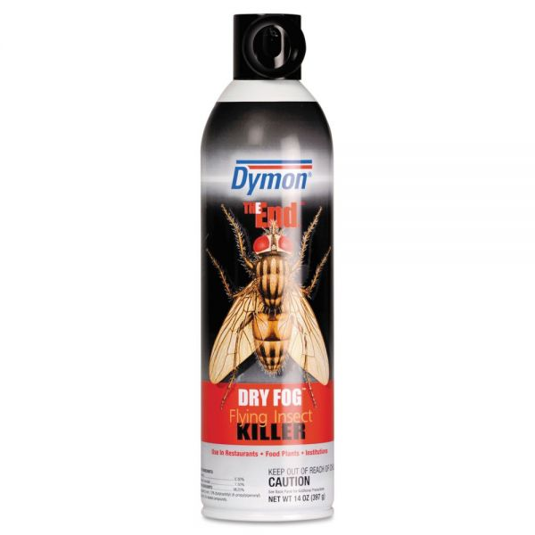 Dymon The End. Dry Fog Flying Insect Killer