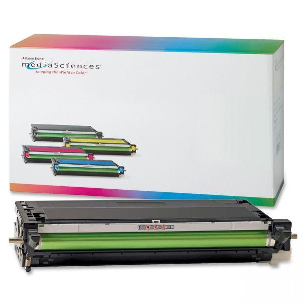 Media Sciences Remanufactured Xerox 113R00726 Black Toner Cartridge